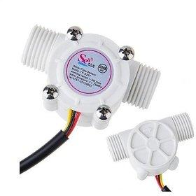 Water Flow Sensor / Fluid Flowmeter Control Switch YF-S201