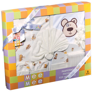 Mee Mee Baby Clothing Gift Set