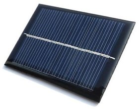 12v 200mA 2.4 watts mini Solar Panel for DIY Projects