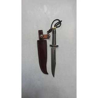 antiq military knife with cover
