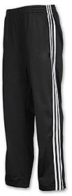 NAVEX Man's Black Polyster Trackpants-S