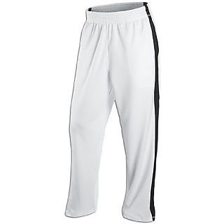 NAVEX Mans White Polyster Trackpants-2-S