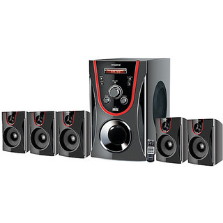 Envent High 5 BT with Bluetooth Wired Home Audio Speaker