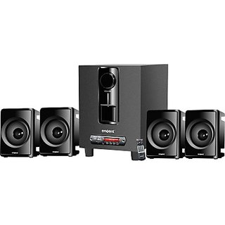 Envent MUSIQUE 4.1 Multimedia Wired Home Theatre Speaker With USB