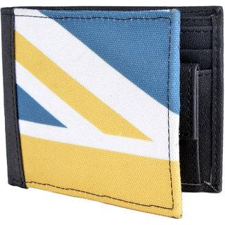 The Backbencher Tricolor Men's Wallet