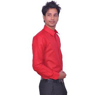 Akaas Red Shirt