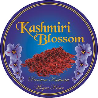 Kashmiri Blossom Kesar 3 Grams  3 Packs of 1 Gram