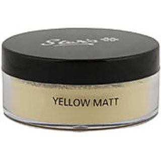Stars Translucent Powder (Yellow Matt)