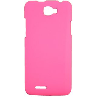 7614c75a740 Buy OTD Back Cover Hard for Micromax Canvas Mad A94 Pink Online ...