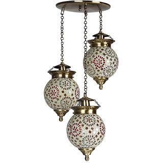 Chandni Tilak Set of 3 Hanging Lights