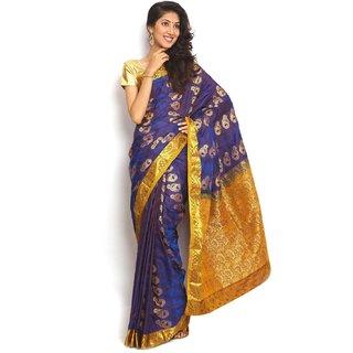 AAA Kanchipuram pure art silk saree
