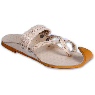 19f416a8a Buy Panahi Men s Beige Ethnic Sandal Online - Get 40% Off