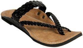 Panahi Men's Multicolor Ethnic Sandal