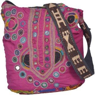 Hand messenger bags, Jaipur textile hub