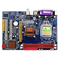 Compatible Mother Board 945 With Dual Core Processor