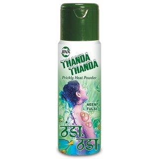 Thanda Thanda Prickly Heat Powder Neem Tulsi  150g