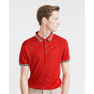 Piped Polo Tshirt