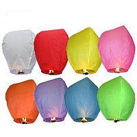 Skycnadle.in Sky Lantern  Pack Of 100