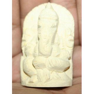 Astrology Goods Original Carved Shwetark Ganpati Shvetark Ganesha