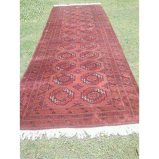 Antique Afghani Runner carpet