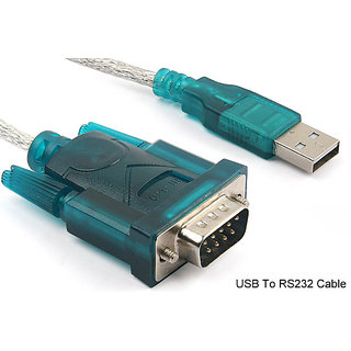 USB to RS232 Cable (Usb to 9 pin cable)