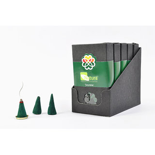 Incense Cone Pack of 5 pkt.-20 Cones Each