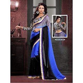 Kenil fabrics amira design saree