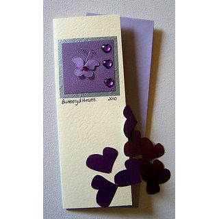 Handmade btrndy card