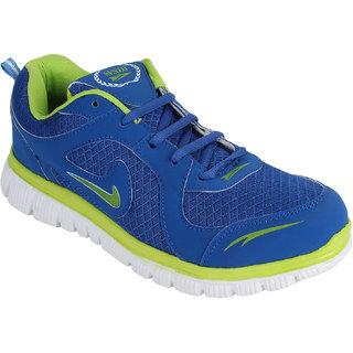 i-Sports Senzo FR Blue sports shoes