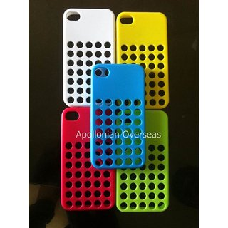 Soft Dotted Silicon TPU Material Backcover