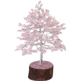 divya shakti Rose Crystal Tree ( Pink )