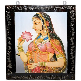 Sovam International Wooden Handicraft Painting