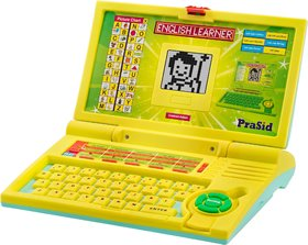 Prasid English Learner Kids Laptop 20 Activities Lemonsky