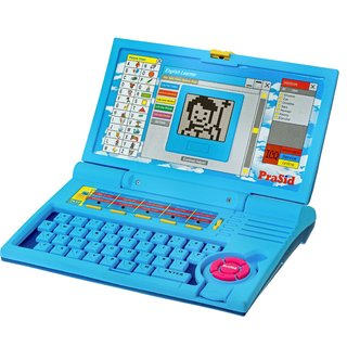 Prasid English Learner Kids Laptop 20 Activities Bluebabyblue