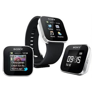 Sony Smart Watch MN2 For Android Mobile & Tablates