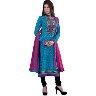 Fashion Milaan Ethnic wear-Cotton Dress Material-CSFDM034
