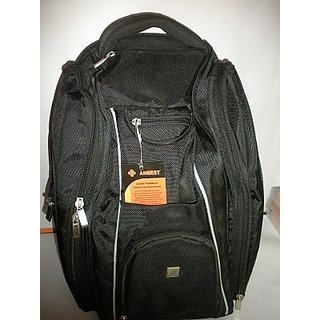 Laptop Back Bag With Multi Pocket Polyester
