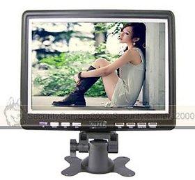 Portable 9.5 Inch Lcd Usb Tft Photo Frame Screen Tv Av Wall Mountable Also