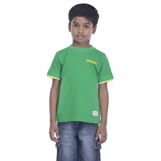 Sera Boys Icon Crew Tee Green