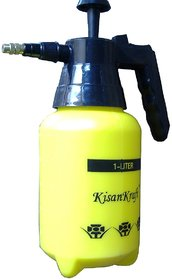 Kisan Kraft Hand Pressure Sprayer 1liter Compressed Air Sprayer Garden Sprayer