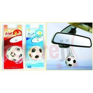 love4ride Hanging Football Car Air Freshener Perfume