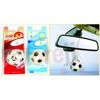 Hanging Football Car Air Freshener Perfume