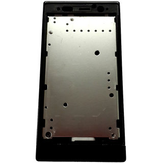 Sony Xperia U ST25i Body Panel Housing Black Color
