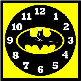 10 am Batman Clock- Acrylic