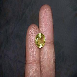 11.25 Ratti Original Golden Topaz Sunhela