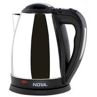 Nova Nkt-2726 1.5 L Electric Kettle(Black)