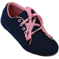 Select Navy Blue Pink Women Sporty