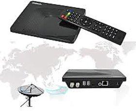 DVB-S2 set top box CCcam Vigica C70S Receiver