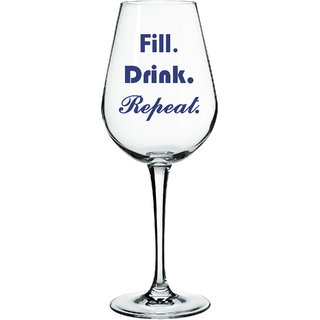 10 am Fill drink repeat Wine glass