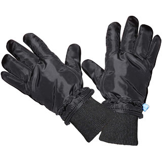 Ice Bear  Polyester Freezer Gloves (for Up To -20 Degree)